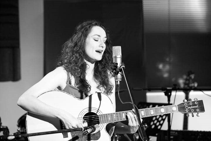 Odette Michell at Croydon Folk Club, Monday 25th March, 8:15