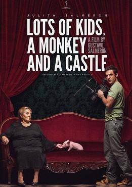 LOTS OF KIDS, A MONKEY AND A CASTLE (PG) - 2017 Spain 90 min - subtitled