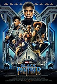 BLACK PANTHER (12A) - 2018 USA 134 min