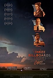 THREE BILLBOARDS OUTSIDE EBBING, MISSOURI (15) - 2017 UK/USA 115 mins