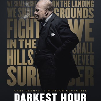 DARKEST HOUR (PG) - 2017 UK 125 mins