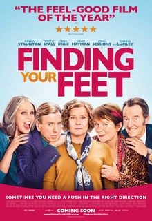 FINDING YOUR FEET (12A) - 2017 UK 111 min