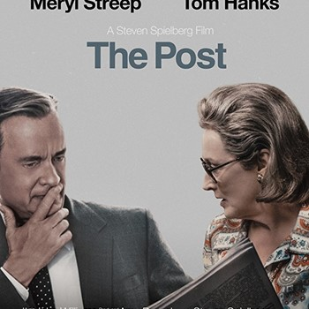 THE POST (12A) - 2017 USA 116 min