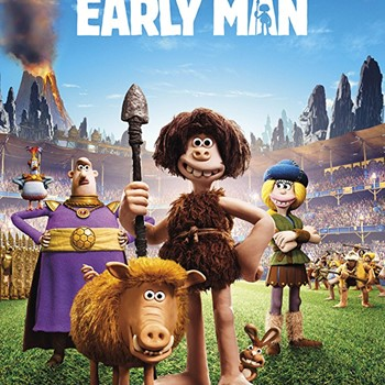 EARLY MAN (PG) - 2018 UK/Fra 89 min